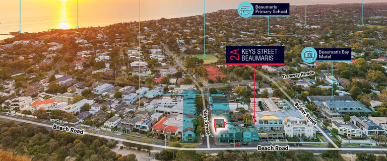 Shop & Retail commercial property for sale at 2A Keys Street Beaumaris VIC 3193