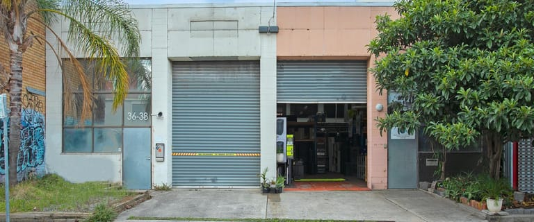 Factory, Warehouse & Industrial commercial property for sale at 32-38 Rokeby Street Collingwood VIC 3066