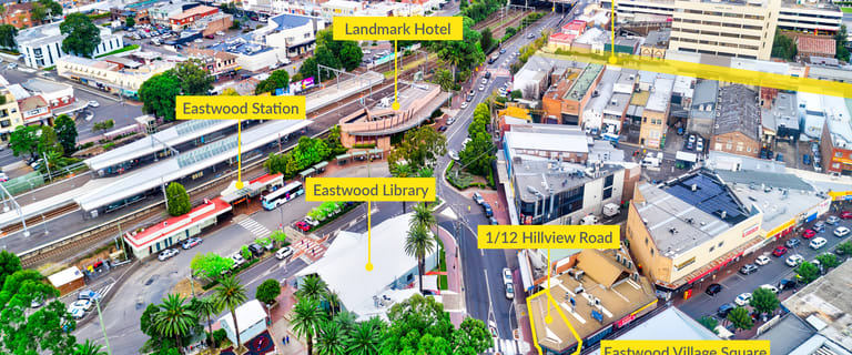 Offices commercial property for sale at 12 Hillview Road Eastwood NSW 2122