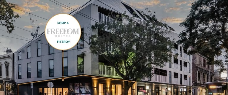 Other commercial property for sale at Shop 4, 166 Gertrude Street Fitzroy VIC 3065