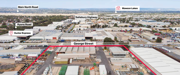 Factory, Warehouse & Industrial commercial property for sale at 11-23 George Street Green Fields SA 5107