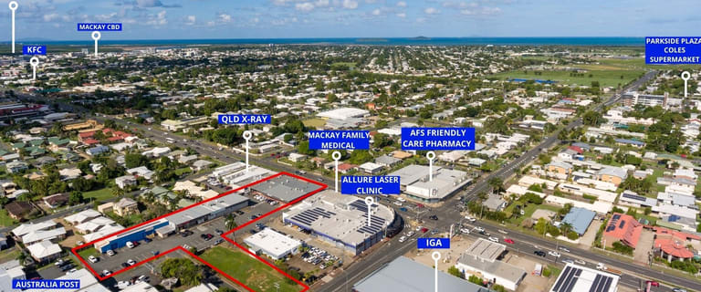 Factory, Warehouse & Industrial commercial property for sale at West Mackay QLD 4740
