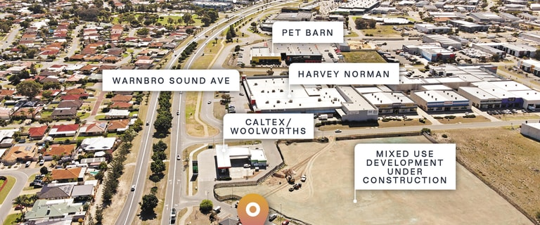 Shop & Retail commercial property for sale at Corner Port Kennedy Drive & Warnbro Sound Avenue Port Kennedy WA 6172