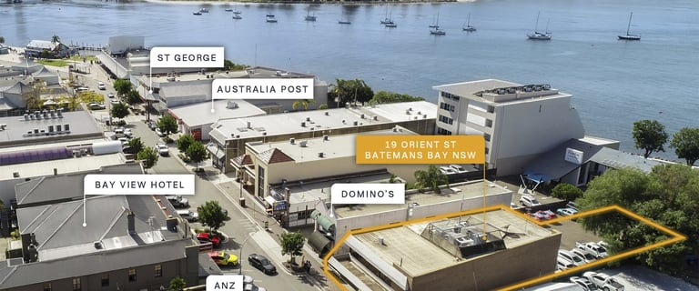 Offices commercial property for sale at 19 Orient Street Batemans Bay NSW 2536