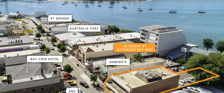 Shop & Retail commercial property for sale at 19 Orient Street Batemans Bay NSW 2536