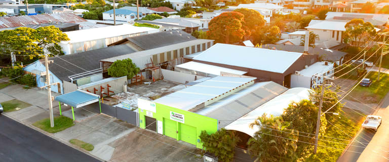 Factory, Warehouse & Industrial commercial property for sale at 59 Carbeen  Street Bulimba QLD 4171