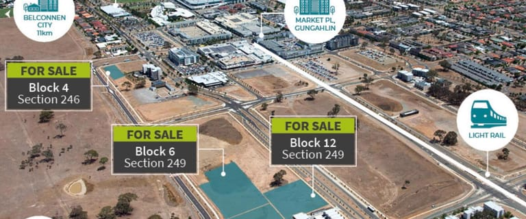 Development / Land commercial property for sale at Gungahlin ACT 2912
