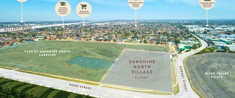 Development / Land commercial property for sale at 265 Duke Street Sunshine North VIC 3020