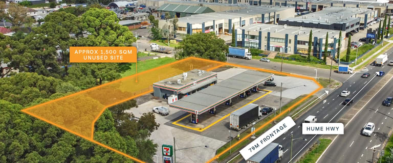 Shop & Retail commercial property for sale at 44 Hume Hwy Lansvale NSW 2166