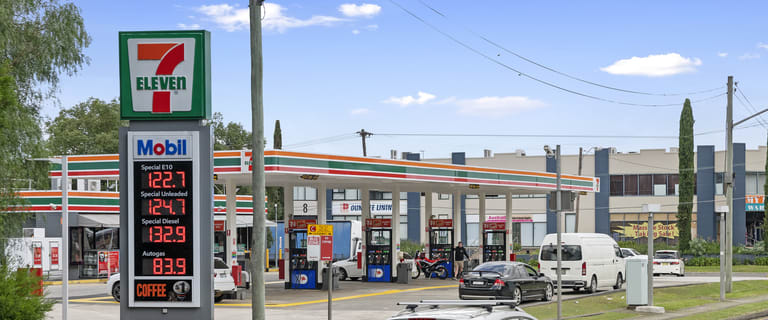 Shop & Retail commercial property sold at 44 Hume Hwy Lansvale NSW 2166