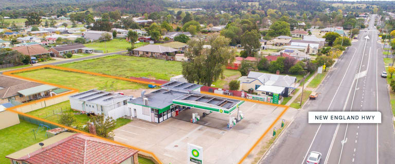 Shop & Retail commercial property for sale at 103 Bridge Street Uralla NSW 2358