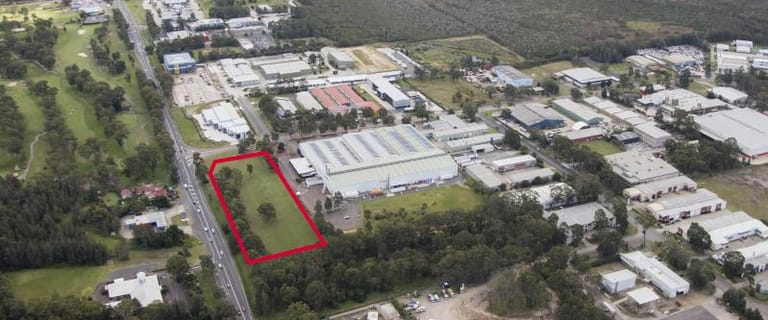 Development / Land commercial property for sale at 1A Lucca Road Wyong NSW 2259