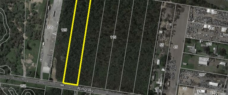 Development / Land commercial property for sale at 115 King Avenue Willawong QLD 4110