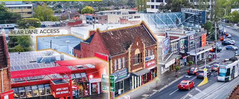 Shop & Retail commercial property for sale at 142-146 High Street Kew VIC 3101