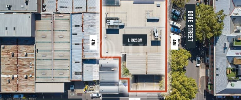 Development / Land commercial property sold at 371-385 Gore Street Fitzroy VIC 3065