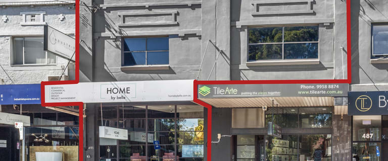 Offices commercial property for sale at 4/489 & 491 Willoughby Road Willoughby NSW 2068