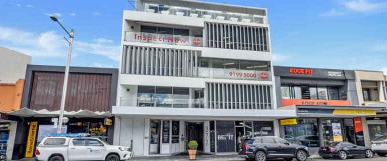 Serviced Offices commercial property for sale at 377 New South Head Road Double Bay NSW 2028