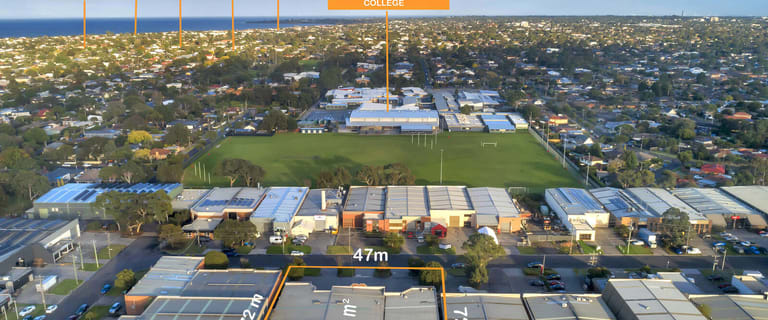 Factory, Warehouse & Industrial commercial property for sale at 42-46 Hinkler Road Mordialloc VIC 3195