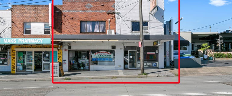 Shop & Retail commercial property for sale at 100-102 Kingsgrove Road Belmore NSW 2192