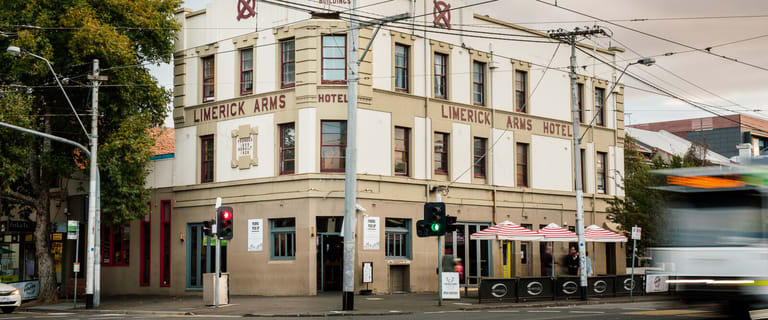 Shop & Retail commercial property for sale at Limerick Arms Hotel 364 Clarendon Street South Melbourne VIC 3205