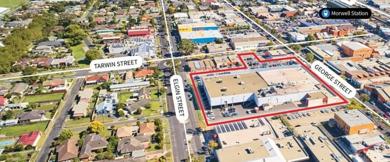 Shop & Retail commercial property sold at 82-116 George Street Morwell VIC 3840