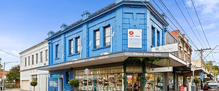 Shop & Retail commercial property for sale at 269 Glenferrie Road Malvern VIC 3144