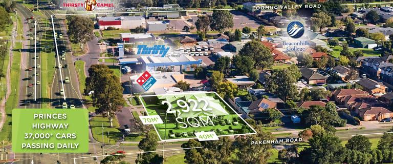 Other commercial property for sale at 200-204 Princes Highway (Corner Pakenham Road) Pakenham VIC 3810