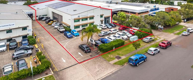 Factory, Warehouse & Industrial commercial property for sale at 28 Container Street Tingalpa QLD 4173