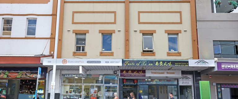 Shop & Retail commercial property for sale at 230-232 Crown  Street Wollongong NSW 2500