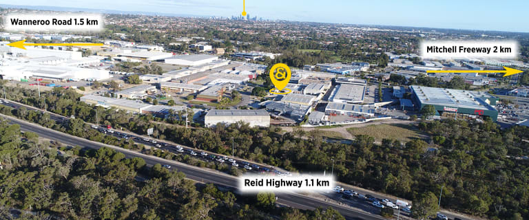 Development / Land commercial property for sale at 9 Macadam Place Balcatta WA 6021