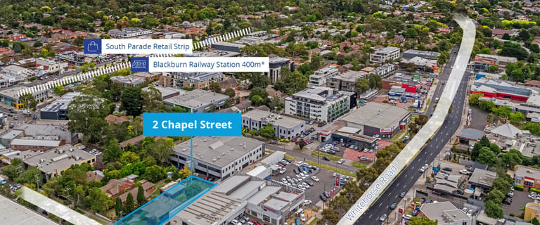 Offices commercial property for sale at 2 Chapel Street Blackburn VIC 3130