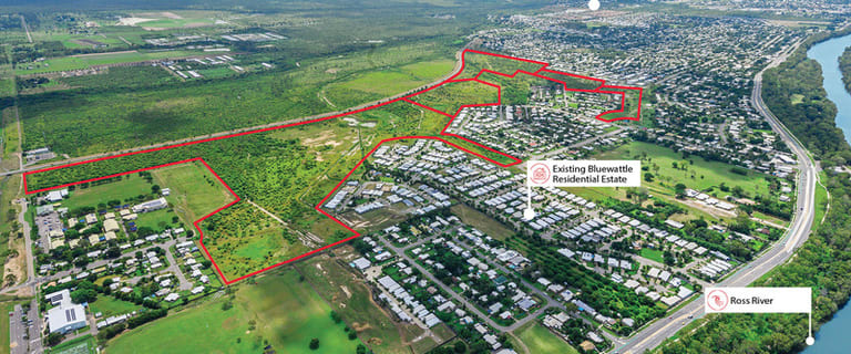 Development / Land commercial property for sale at Englobo Development Bluewattle Residential Estate Rasmussen QLD 4815