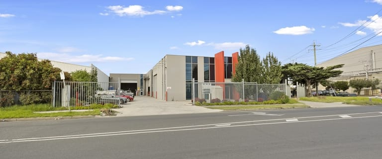 Factory, Warehouse & Industrial commercial property sold at 121 Pipe Road Laverton North VIC 3026