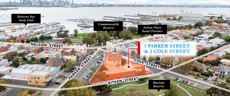 Development / Land commercial property for sale at Williamstown VIC 3016