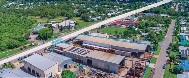 Factory, Warehouse & Industrial commercial property for sale at 352-354 Stuart Drive Wulguru QLD 4811