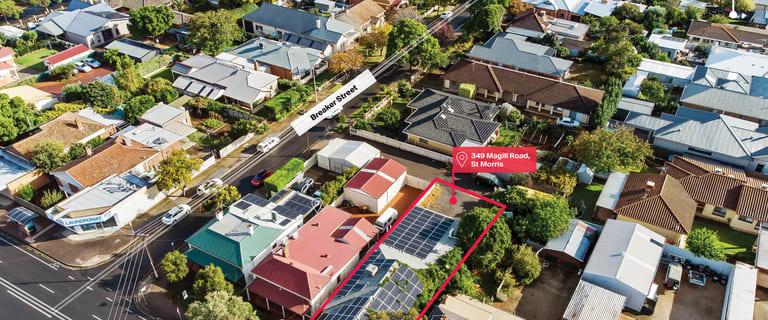 Offices commercial property for sale at 349 Magill Road St Morris SA 5068