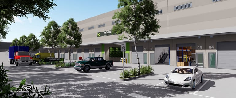 Factory, Warehouse & Industrial commercial property for sale at Unit 16/45 Green Street Banksmeadow NSW 2019