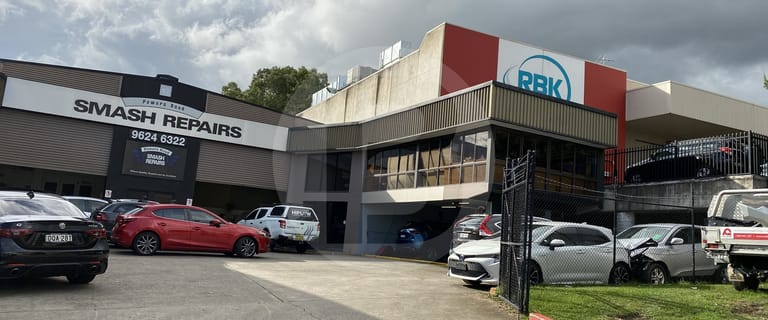 Factory, Warehouse & Industrial commercial property for sale at 1/42 POWERS ROAD Seven Hills NSW 2147
