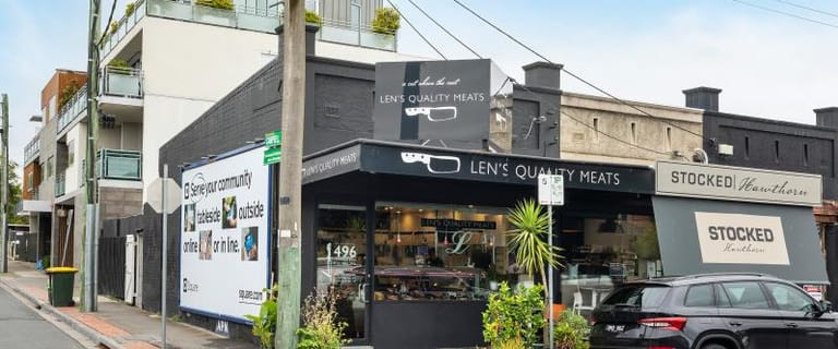 Offices commercial property for sale at 496 Tooronga Road Hawthorn East VIC 3123