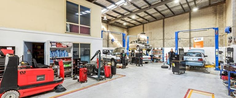 Factory, Warehouse & Industrial commercial property for sale at Unit 1/50 Star Crescent Hallam VIC 3803