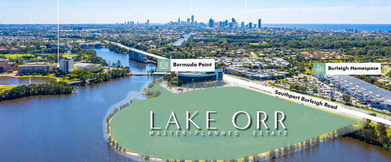 Development / Land commercial property for sale at Lot 103 Lake Orr Drive Varsity Lakes QLD 4227