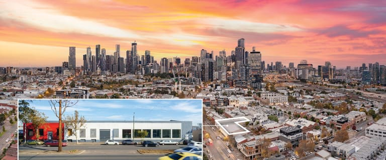 Medical / Consulting commercial property for sale at Lot 3/617-643 Spencer Street West Melbourne VIC 3003