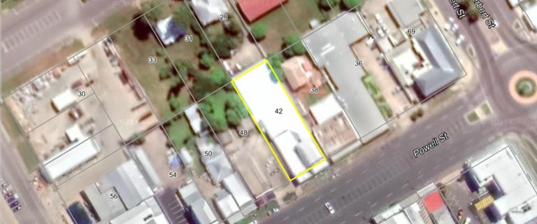 Showrooms / Bulky Goods commercial property for sale at 42 Powell Street Bowen QLD 4805
