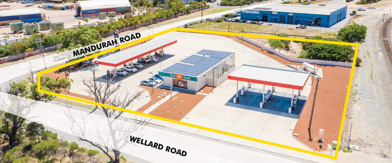 Factory, Warehouse & Industrial commercial property for sale at Lot 500 Mandurah Road Kwinana Beach WA 6167