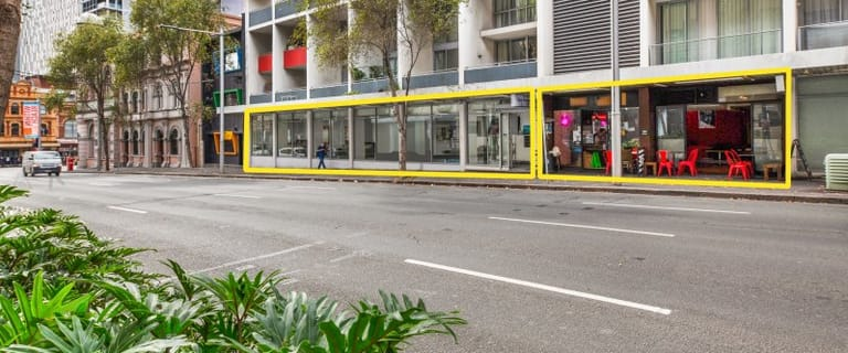 Shop & Retail commercial property for sale at Shop 1/12-26 Regent Street Chippendale NSW 2008