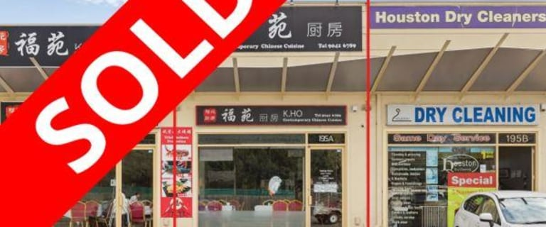 Shop & Retail commercial property sold at 195A Middleborough Road Box Hill South VIC 3128