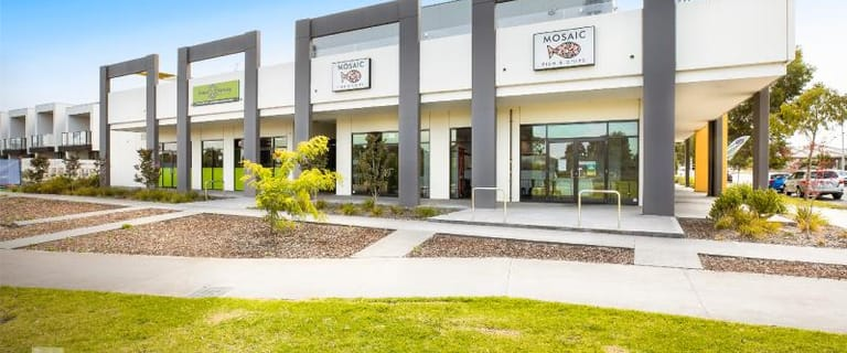 Shop & Retail commercial property for sale at Shops 1 and 4-5/53 Mosaic Drive Lalor VIC 3075