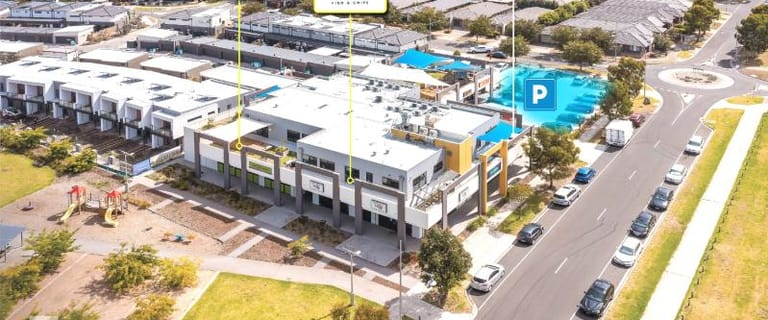 Shop & Retail commercial property sold at Shops 1 and 4-5/53 Mosaic Drive Lalor VIC 3075
