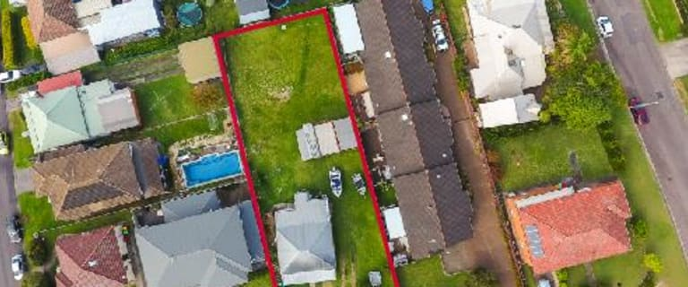Development / Land commercial property for sale at 13 Brisbane Water Road Adamstown NSW 2289
