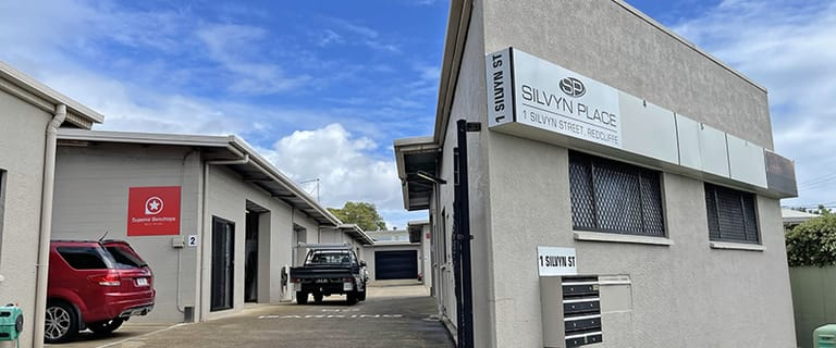 Factory, Warehouse & Industrial commercial property for sale at 5/1 Silvyn Street Redcliffe QLD 4020